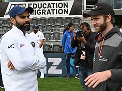 "Kane Williamson Says ""Satisfying"" To Beat ""World-Class"" Indian Side"