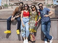 <I>Bunty Aur Babli 2</I>: Siddhant Chaturvedi And Sharvari Wrap Abu Dhabi Shooting Schedule