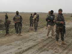 US Carries Out Air Strike On Taliban, Calls For Halt To Attacks