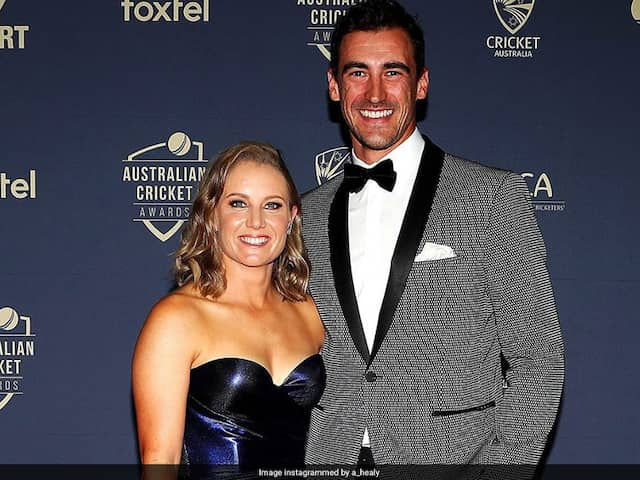 Alyssa Healy jokes on Starc coming to watch her play in women World T20 final