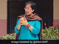 """Air Quality Panel Neither Has Office For Chairperson Nor Staff"": AAP Leader Atishi"