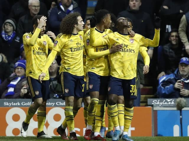 Mikel Arteta Gamble Pays Off As Arsenal FA Cup Win Eases Euro Woe