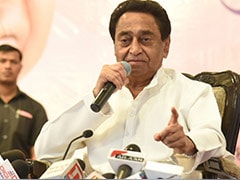 """Which One? Paper Tiger Or Circus Tiger"": Kamal Nath's Jibe At Jyotiraditya Scindia"