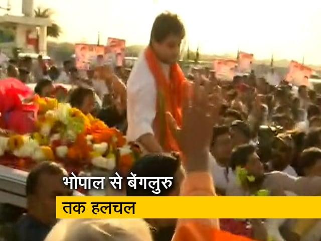 Videos : रवीश कुमार का प्राइम टाइम: मध्य प्रदेश में राजनीतिक घमासान चरम पर