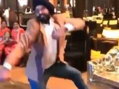 पंजाबी गाने पर सरदार जी का ताबड़तोड़ डांस, नहीं थम रहा Video देखने का सिलसिला