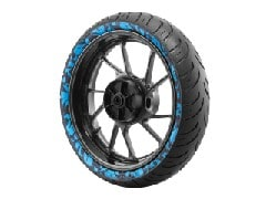 Ceat Zoom Rad Limited Edition Tyres Launched For Holi