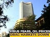 Video : Coronavirus Fear Impacts Markets, Yes Bank Chief In Probe Agency's Custody