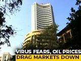 Video: Coronavirus Fear Impacts Markets, Yes Bank Chief In Probe Agency's Custody