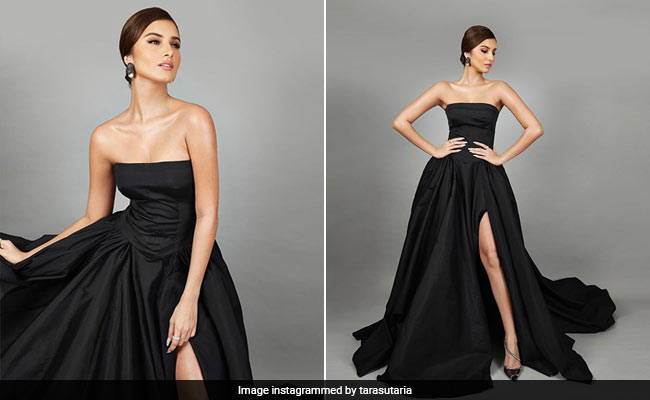 Bollywood: Tara Sutaria raised the style bar with her statement LBD