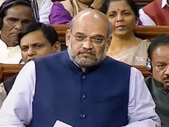 Delhi Clashes Lasted 36 Hours, Thank Police For Bringing Peace: Amit Shah