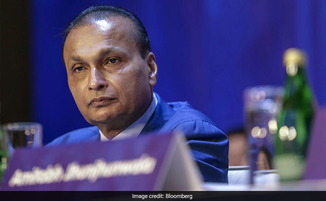 RCom's Anil Ambani Has To Pay $100 Million By End Of Day