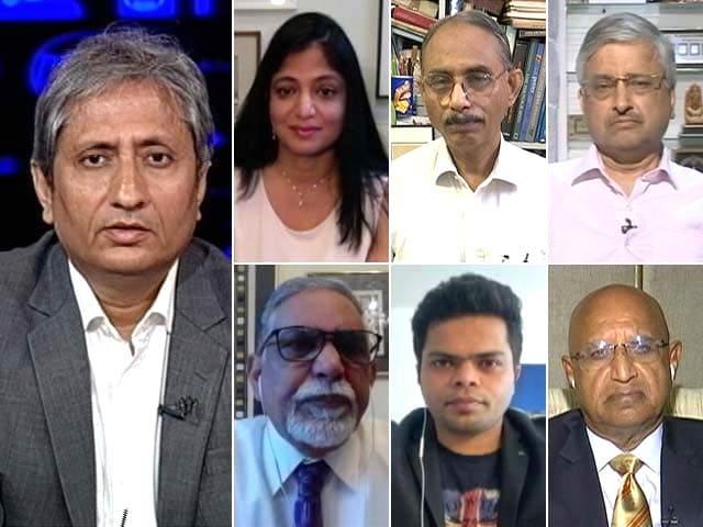 Video: कोरोनावायरस से जंग - रवीश कुमार के साथ NDTV इंडिया का टाउनहॉल