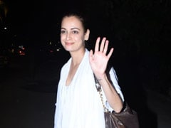 Summer Fashion Alert! Dia Mirza's White Dress Is What You Need To Pick