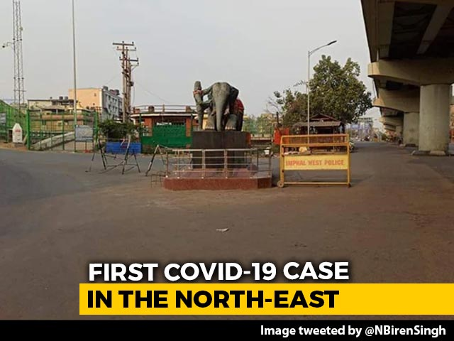 Video : 1st Coronavirus Case In North-East, Full Lockdown In Almost All Of India