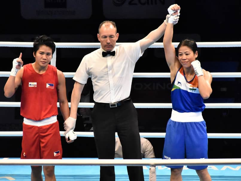 Asian Olympic Qualifiers: Mary Kom Books Tokyo 2020 Berth After Reaching Semifinals