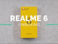 Realme 6 Launched in India - Prices, Our Unboxing, and First Look
