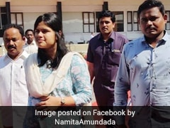 Pregnant MLA Who Attended Maharashtra Assembly Thanks Constituency