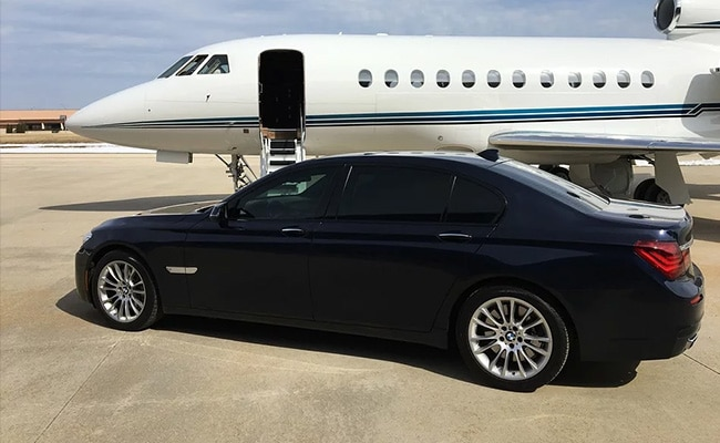 $150,000 On Private Jet: The Rich Clear Customs Without Crowds Amid Virus