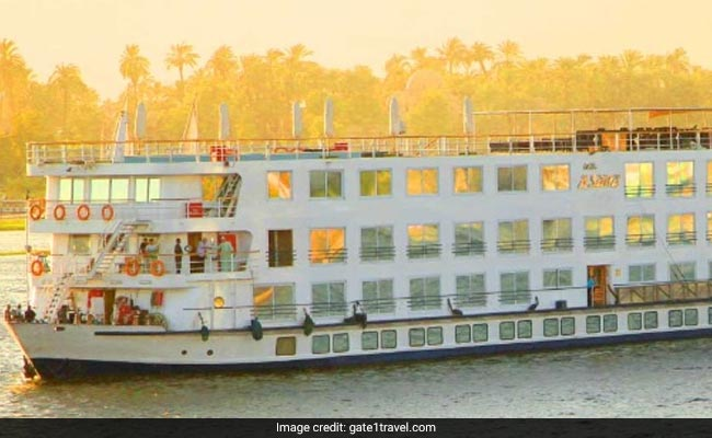 Elderly Couple Among 17 From Tamil Nadu Quarantined Aboard Cruise Ship Off Egypt