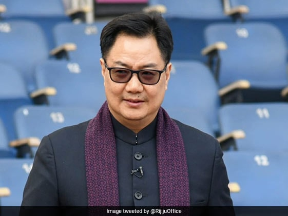 Kiren Rijiju Donates One Months Salary Towards Fight Against Coronavirus Pandemic