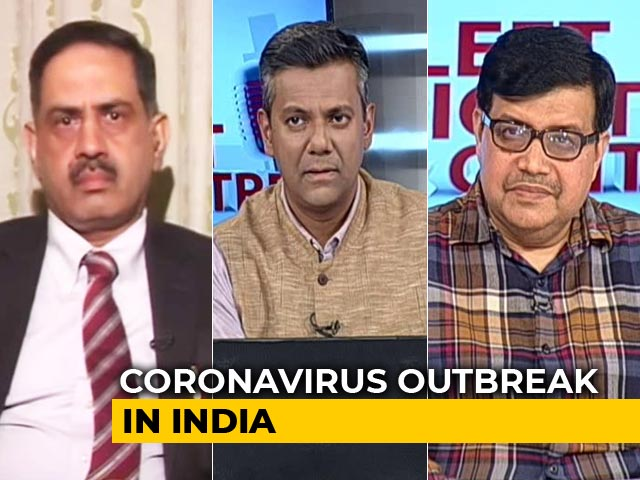Video : Coronavirus: 45 Cases Reported In India So Far