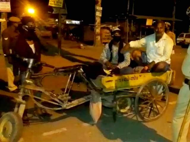 Video : 800 km With Jugaad: 3 Bihar Migrant Workers' Plan To Get Home From Delhi