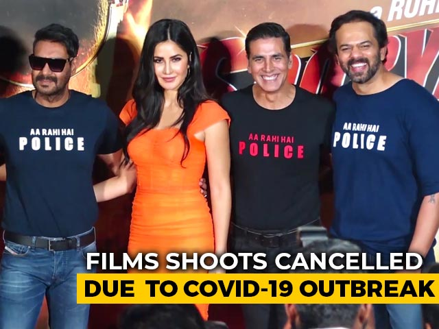 Films Shoots & Entertainment Gigs Cancelled Due To Coronavirus Outbreak