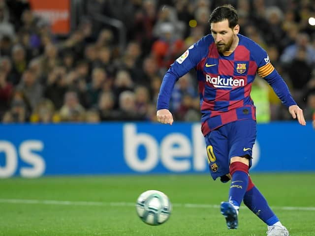 "Lionel Messi Looking Forward Eagerly To ""Weird"" La Liga Restart"