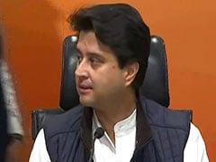 Madhya Pradesh Government Crisis Live Updates: BJP Names Jyotiraditya Scindia For Rajya Sabha