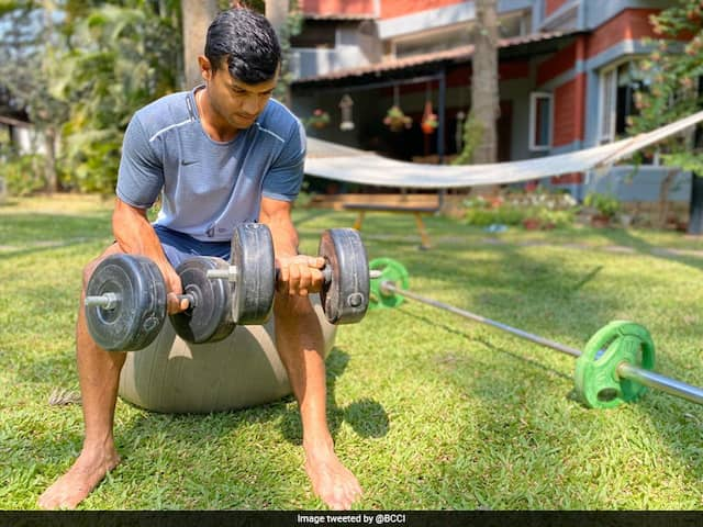Coronavirus: Mayank Agarwal, R Sridhar Give Fans Fitness Goals From Home