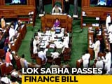 Video : Lok Sabha Passes Finance Bill, Adjourned Sine Die Amid Coronavirus Outbreak
