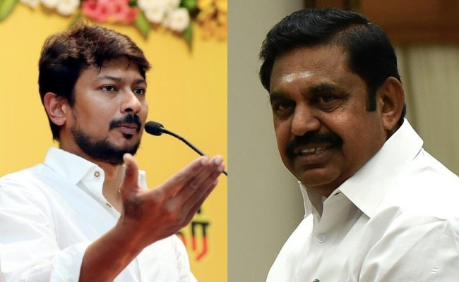 AIADMK Files Complaint With Top Cop Against DMK Chief MK Stalin's Son Udhayanidhi