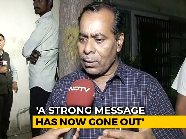 "Video : ""Will Study The Case To Work On Loopholes"": Nirbhaya's Father To NDTV"