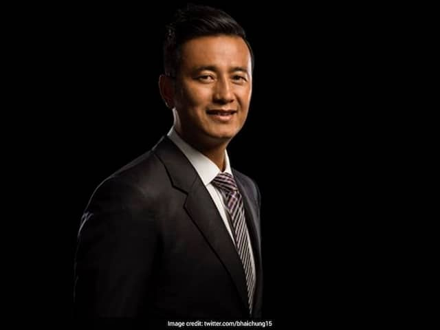 "Lack Of Testing Kits In North Bengal, North-East ""Alarming"": Bhaichung Bhutia"