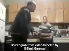 Viral Video: कोरोनावायरस की वजह से घर में बंद पति किचन में खेलने लगा फुटबॉल, टूटे बर्तन तो बीवी ने की पिटाई