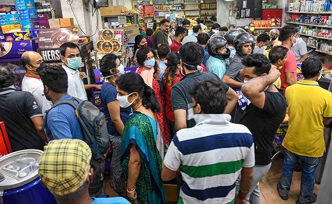 Coronavirus Cases Cross 600 As India Starts 21-Day Lockdown: 10 Points