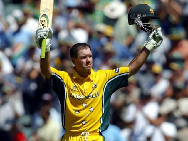 """""""Cant Believe Its Been 21 Years"""": Ricky Ponting Shares Pictures Of His World Cup Jersey"""