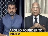 Video : Apollo Hospitals Founder On Fighting Coronavirus