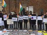 Video : Protest In London, Paris, 16 Other European Cities Against Delhi Violence