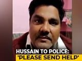 Video : Tahir Husain's 5 Distress Calls To Police