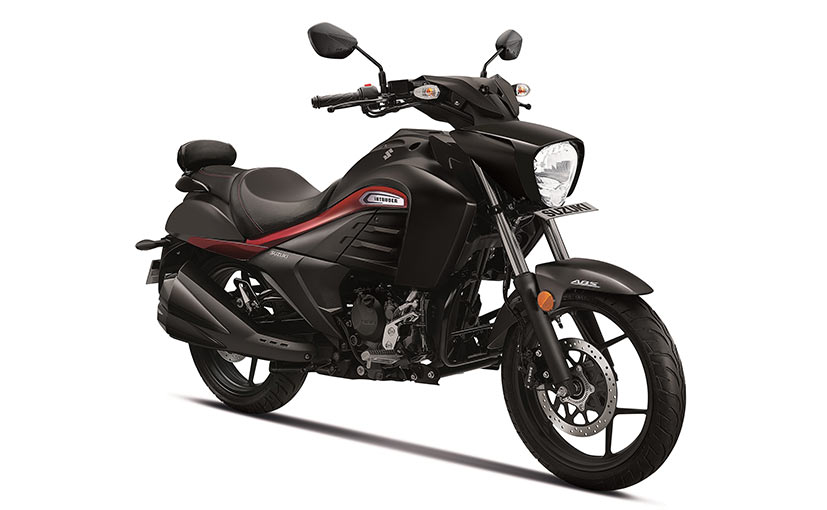 BS6 Suzuki Intruder Gets A Price Hike Of ₹ 2,141