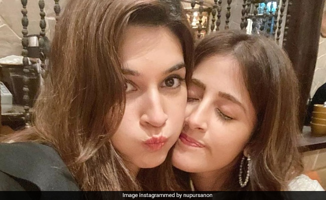 Kriti Sanon On Her Sister Nupur's Acting Debut And More