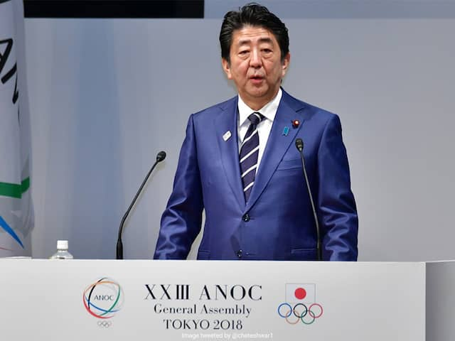 "Tokyo Olympics Postponement May Be ""Inevitable"", Says Shinzo Abe"