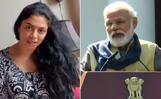 टीवी एक्ट्रेस ने PM Modi से की गुंडागर्दी खत्म करवाने की अपील, बोलीं- बेटी बचाओ ठीक है, लेकिन सच्चाई कुछ और है...