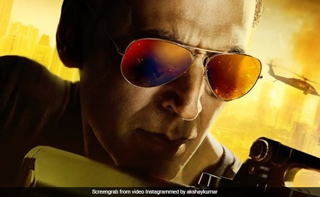 Sooryavanshi: Akshay Kumar Shares New Look From The Film, Reminds Fans Of Trailer's Release