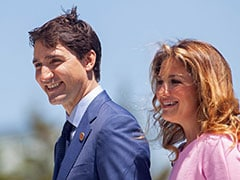 """Feeling So Much Better"": Justin Trudeau's Wife Recovers From Coronavirus"