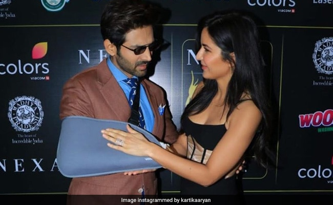 When Kartik Aaryan Had A 'Routine Checkup With Doctor Katrina' In The Middle Of An Event