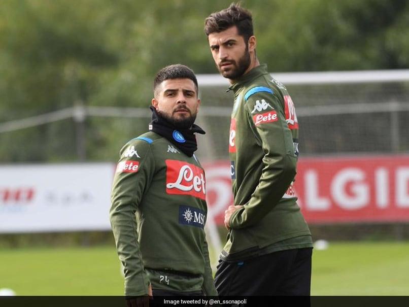 Napoli To Resume Training On March 25 Despite Italys Coronavirus Crisis