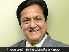 Crisis-Hit Yes Bank's Founder Rana Kapoor Arrested For Alleged Fraud