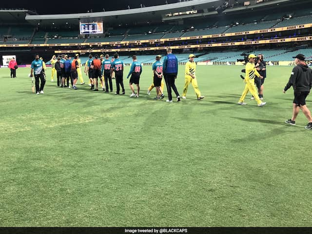 AUS vs NZ: New Zealand Abandon Australia Tour After New Travel Measures